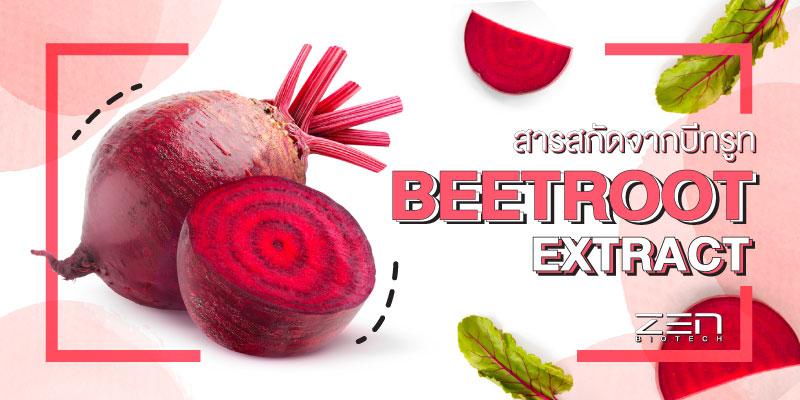 สารสกัดบีทรูท-Beetroot