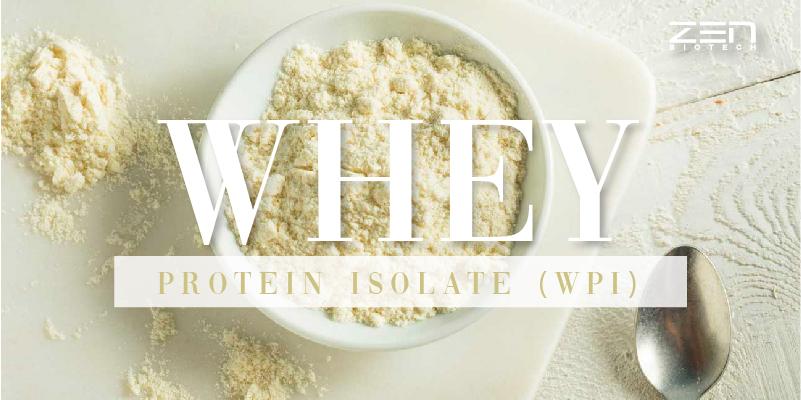 สารสกัดจากเวย์โปตีน ไอโซเลต