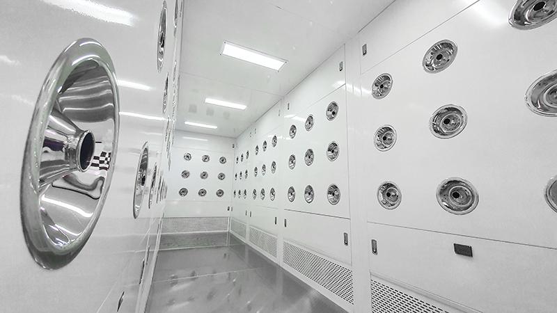 ระบบ Air Shower ห้องคลีนรูม