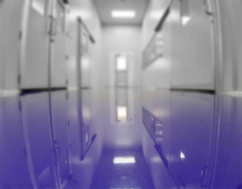 พื้นห้องคลีนรูม PU cleanroom