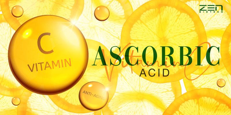 สารสกัดจากวิตามินซีสกัด Ascorbic Acid C