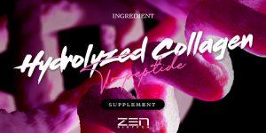 ไฮโดรไลซ์คอลลาเจนไตรเปปไทด์ Hydrolyzed Collagen